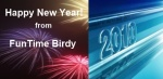 Happy New Year from all of us at FunTime Birdy