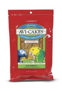 Lafeber Avi Cakes - Amazon/African Grey Size