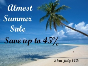 Summer Sale at FunTime Birdy