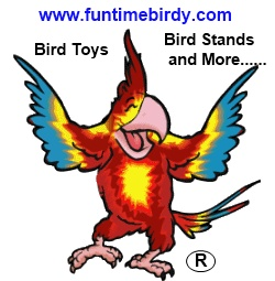FunTime Birdy - Unique Playgyms and Bird Toys