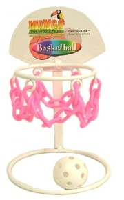 Mango Basketball Hoop for Birds