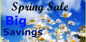 Spring Sale at FunTime Birdy
