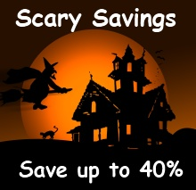 Scary Savings at FunTime Birdy